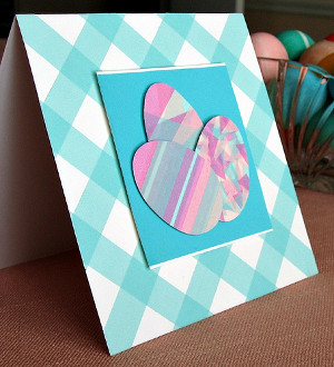 Pretty Pastel Easter Card