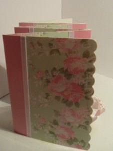 One Dollar Mini Photo Album