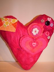 how to make paper mache flowers video