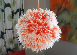 Chrysanthemum Hanging Party Decoration