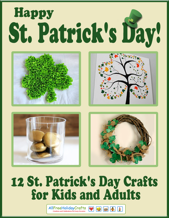 Happy St. Patrick's Day eBook