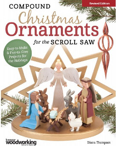 Compound Christmas Ornaments for the Scroll Saw, Revised Edition