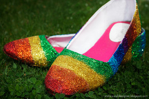 Follow the Rainbow Flats