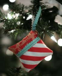 Homemade Christmas Ornaments eBook