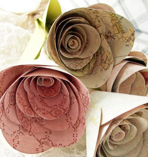 5 Ways To Make Flowers From Paper Allfreeholidaycrafts
