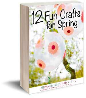 12 Fun Crafts for Spring eBook