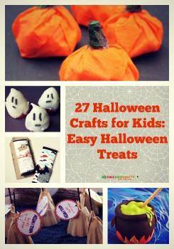 27 Halloween Crafts for Kids: Easy Halloween Treats ...