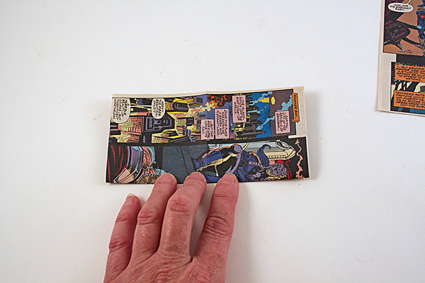 Comic Book Corner Bookmarks