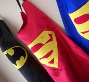 Comic Book Hero Capes
