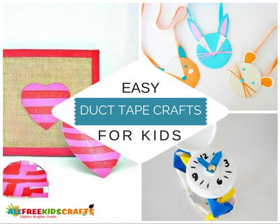 What to Make with Duct Tape