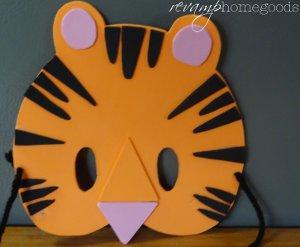 Homemade Tiger Costume & Sc 1 St Popsugar