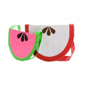 Fruitastic Duct Tape Purse for Kids