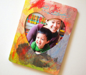 Heartwarming DIY Picture Frames