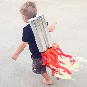 4 Fun Craft Ideas For Kids Costume Ideas From Home Rocket Blaster Jet Pack