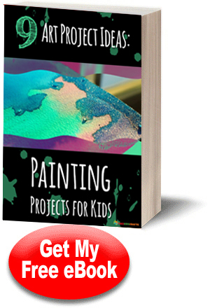 9 Art Project Ideas: Painting Projects for Kids