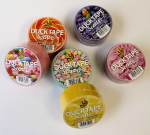 Duck Tape Scents Review