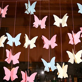 Floating Butterflies