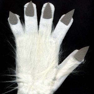 Menacing Monster Gloves