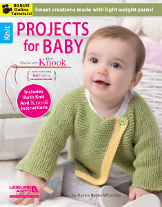 Projects for Baby: Made with the Knook