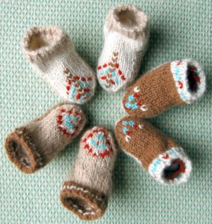 How to Knit Booties: 9 Adorable Patterns
