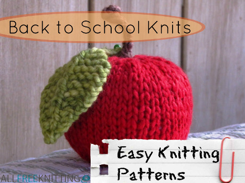 Back to School Knits