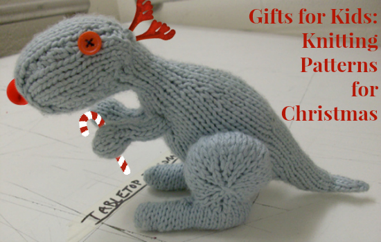 Gifts for Kids: 26 Knitting Patterns for Christmas | AllFreeKnitting.com