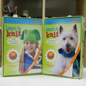 Learn to Knit Kits