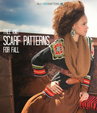 25 Free Knit Scarf Patterns for Fall