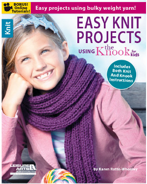 Easy Knit Projects Using the Knook
