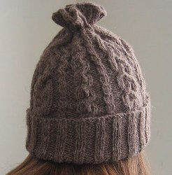 14 Cable Knit Hat Patterns