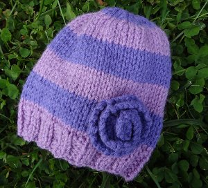 14 Adorable Knit Baby Hats