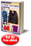 How to Knit a Sweater: 7 Free Sweater Patterns eBook