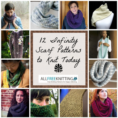 103 Free Scarf Knitting Patterns Allfreeknitting
