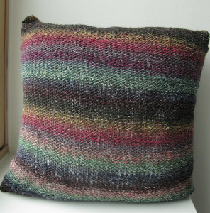 15 Beautiful Knit Pillow Patterns for Your Home AllFreeKnitting.com