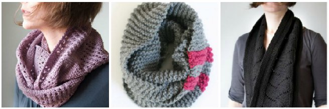 How To Knit 100 Knit Scarf Patterns Cowls And More