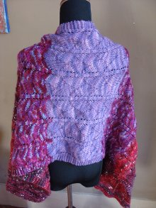 Dragon Skin Wrap or Scarf