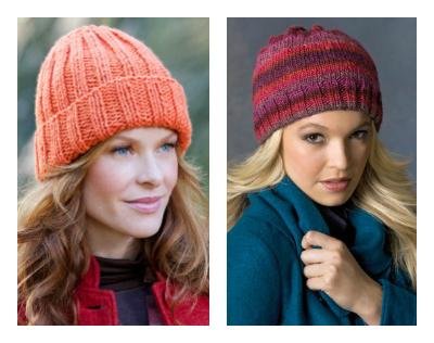 4444b796028 How to Knit a Hat  7 Cozy Free Knit Hat Patterns eBook