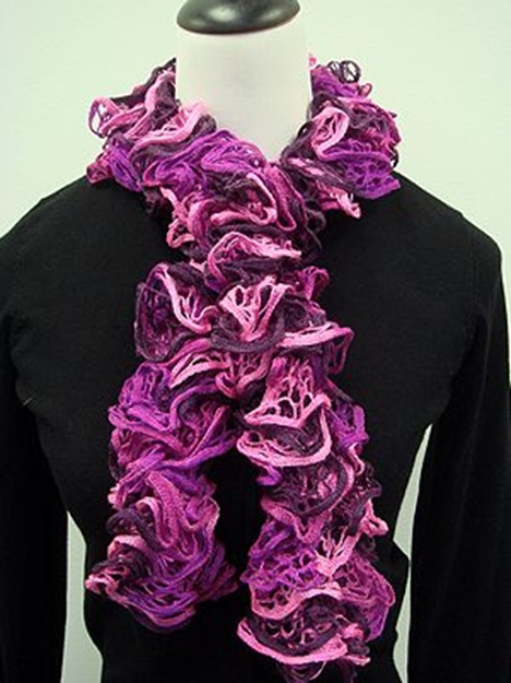 Elegant Afternoon Scarf
