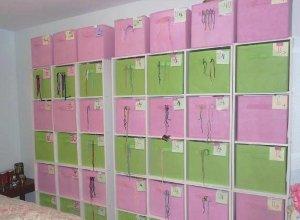 Knitting Storage Solutions
