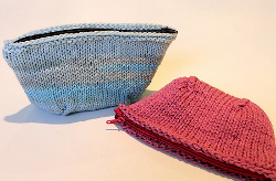 Zippy Knitting Needle Pouch