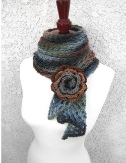 Beautiful Bias Scarf