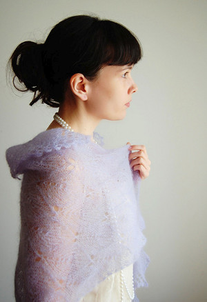 Easy Knit Shawl Patterns 16 Favorites For Every Occasion