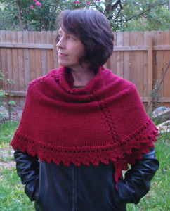 Lovely Lady Shawl