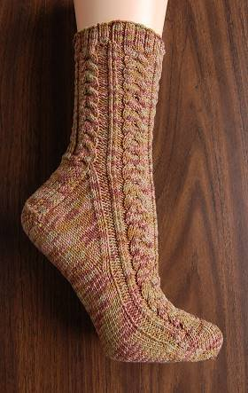 Maizy Trail Mix Socks for Men