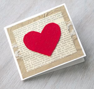 15 Valentines Day Paper Crafts Heartfelt Homemade