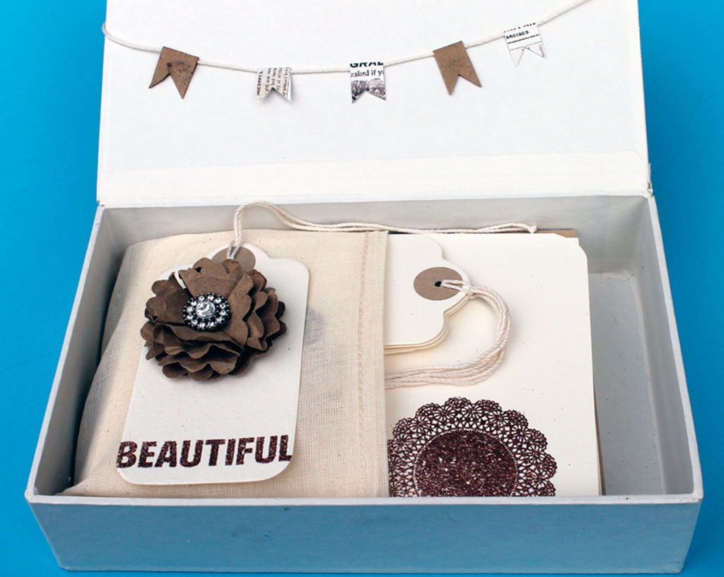 Handmade Stationery Set