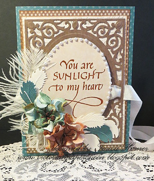 You are Sunlight to My Heart Stationery Gift