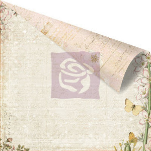 Graceful Fairy Belle Scrapbook Layout