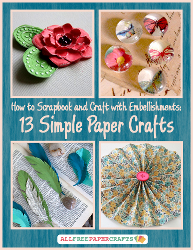 scrapbooking craft ideas how to scrapbook and craft with embellishments 13 simple 2887