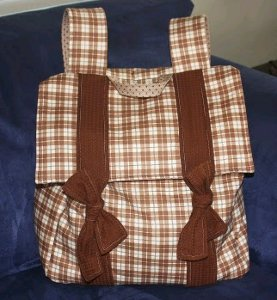 Bow Backpack